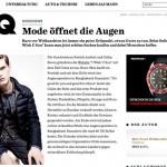 GQ Magazin Dez. 2012